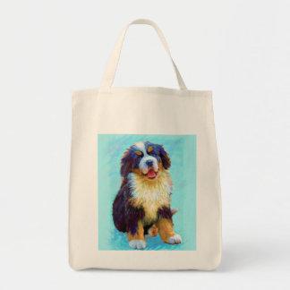 bernese mountain dog bag