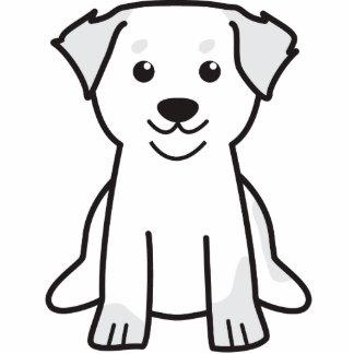 Bernese Mountain Dog Cartoon Acrylic Cut Outs