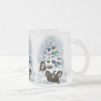 Bernese Mountain Dog Christmas Gifts Coffee Mug