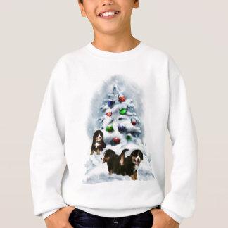 Bernese Mountain Dog Christmas Gifts Sweatshirt