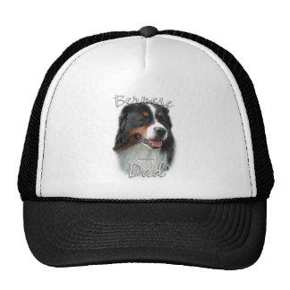 Bernese Mountain Dog Dad 2 Hats
