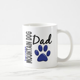Bernese Mountain Dog Dad 2 Coffee Mug