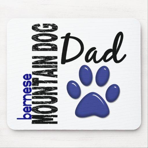 Bernese Mountain Dog Dad 2 Mousepads