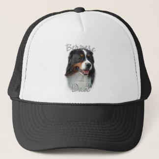 Bernese Mountain Dog Dad 2 Trucker Hat