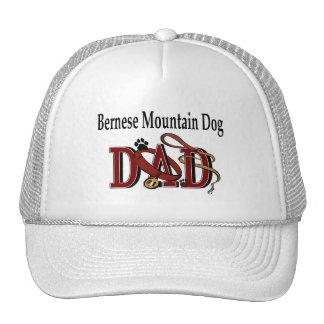 Bernese Mountain Dog Dad Hat