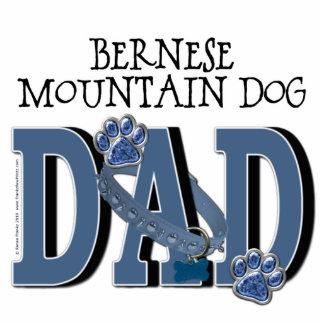 Bernese Mountain Dog DAD Photo Sculpture