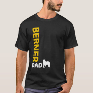 Bernese Mountain Dog Dad T-Shirt