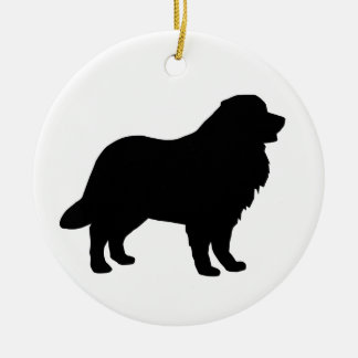 Bernese Mountain Dog Gear Christmas Ornament