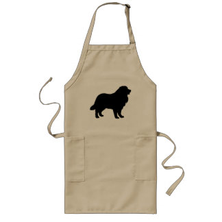 Bernese Mountain Dog Gear Long Apron