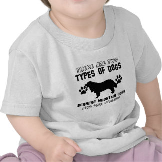 bernese mountain dog gift items t-shirts
