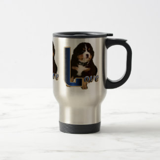 Bernese Mountain Dog Gifts Travel Mug