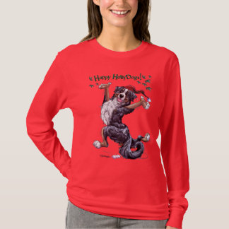 Bernese Mountain Dog Holiday shirt