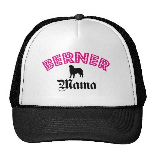 Bernese Mountain Dog Mama Hats