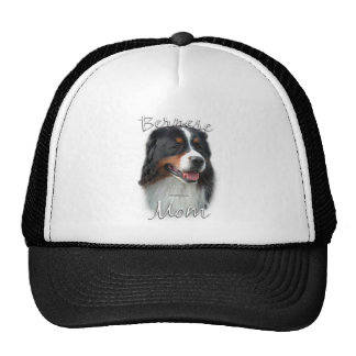 Bernese Mountain Dog Mom 2 Cap