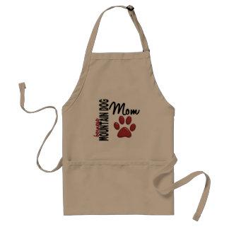 Bernese Mountain Dog Mom 2 Standard Apron