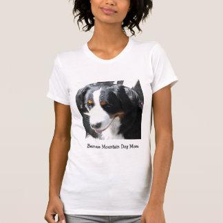Bernese Mountain Dog Mom T shirt