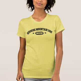 Bernese Mountain Dog Mom Tee Shirt