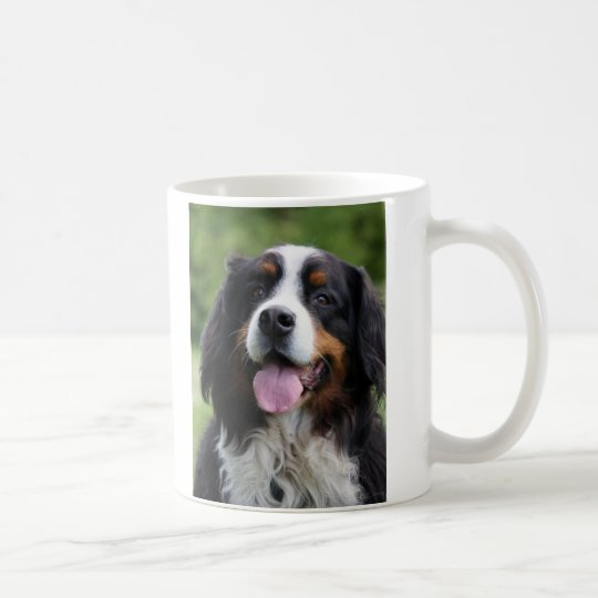 Bernese Mountain dog mug, gift idea Coffee Mug