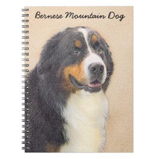 Bernese Mountain Dog Notebooks