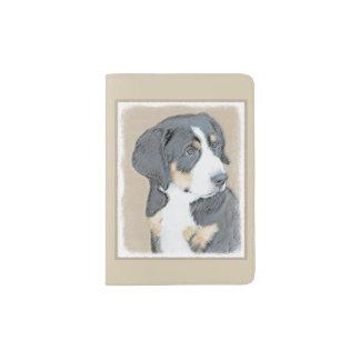 Bernese Mountain Dog Puppy Passport Holder