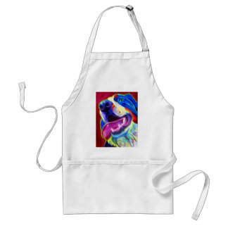Bernese Mountain Dog Standard Apron
