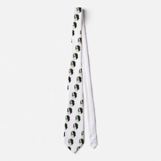 Bernese Mountain Dog Tie