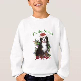 Bernese Mountain Dog 'Tis Sweatshirt