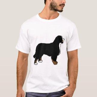 Bernese Mountain Dog Triclolor T-Shirt
