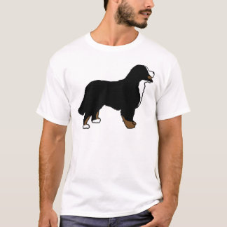 Bernese Mountain Dog Triclolor T-Shirt