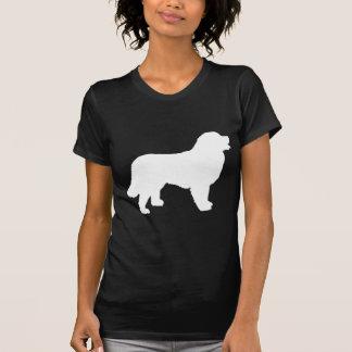 Bernese Mountain Dog (white silhouette) Shirt