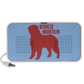 Bernese Mountain Portable Speakers