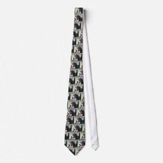 Bernese Mountain Puppy Necktie