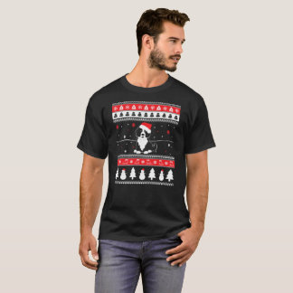 Bernese Mountain Ugly Christmas Sweater