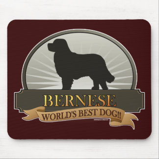 Bernese Mouse Pad