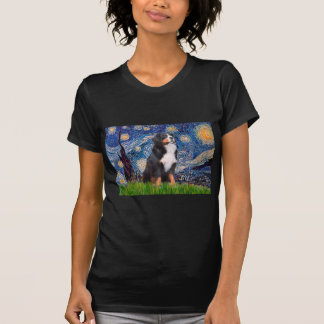 Bernese - Starry Night T-Shirt