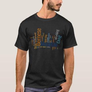 BerneseMountainDog_words.png T-Shirt