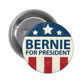 Bernie 2016 6 cm round badge