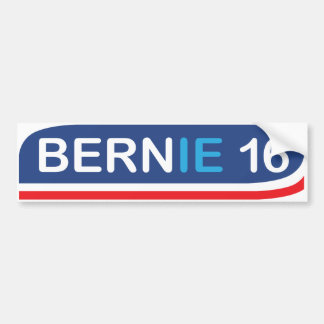 Bernie 2016 bumper sticker