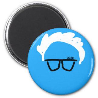 Bernie 2020 Gear Magnet