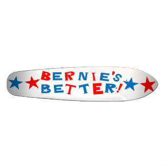 Bernie 7&1/8 Board Custom Skate Board