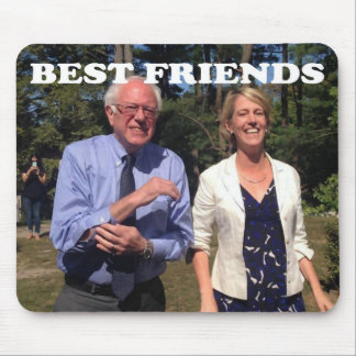 Bernie and Zephyr: Best Friends Mouse Mat