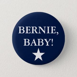 Bernie, Baby! 6 Cm Round Badge