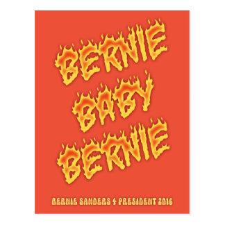 Bernie, Baby, Bernie! Postcard