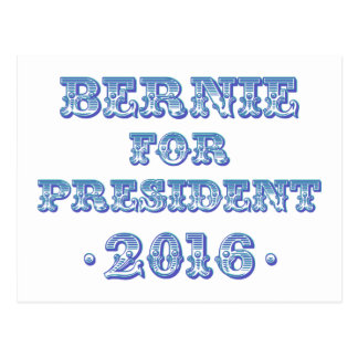 Bernie For President Postcard
