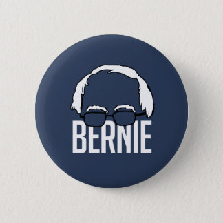 Bernie Head 2016 6 Cm Round Badge