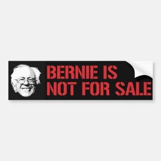 Bernie is Not for Sale - Bernie Sanders - .png Bumper Sticker