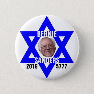 Bernie Sander for President 6 Cm Round Badge