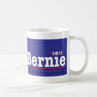Bernie Sanders 2016 Blue Stars Coffee Mug