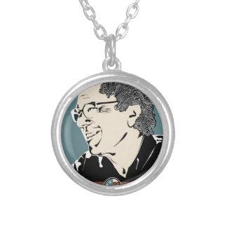 Bernie Sanders 2016 Round Pendant Necklace