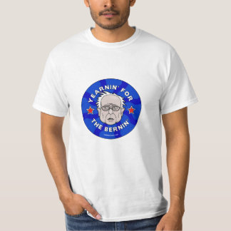 Bernie Sanders 2016 T-shirt. Yearnin T-Shirt